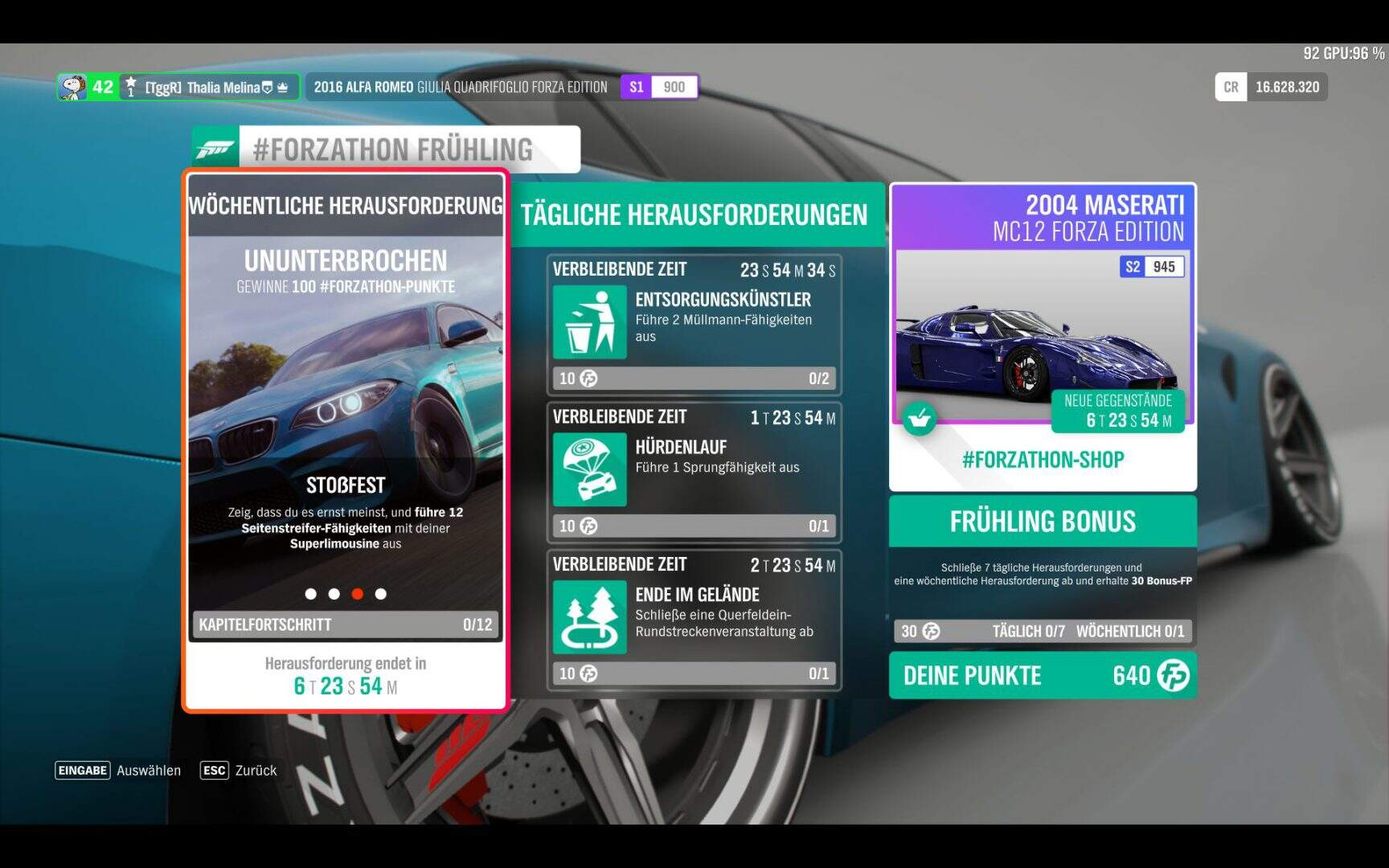 Forza Horizon 4 #Forzathon KW 10 / 2019 Aufgabe 3