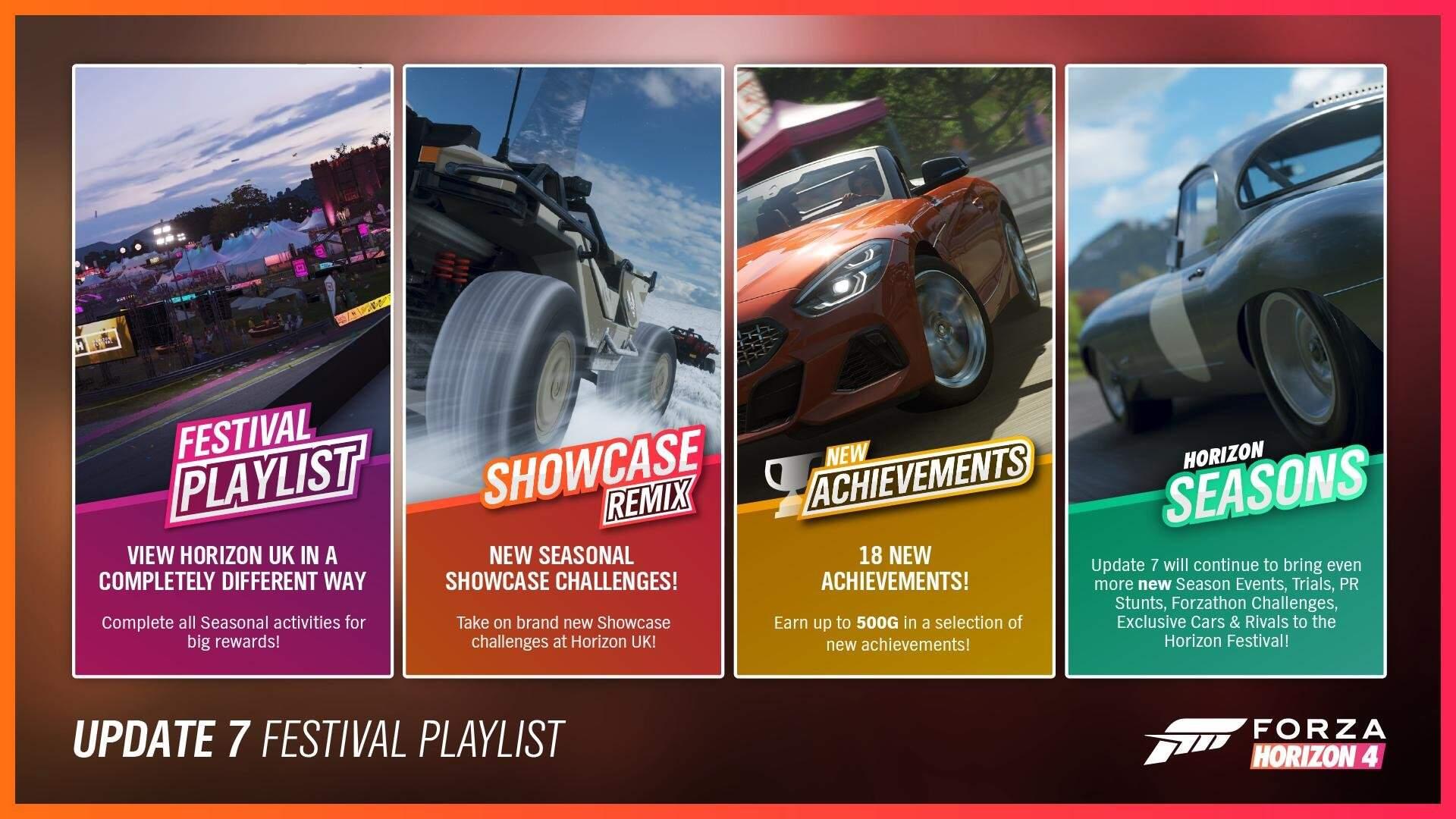 Forza Horizon 4 Series 7