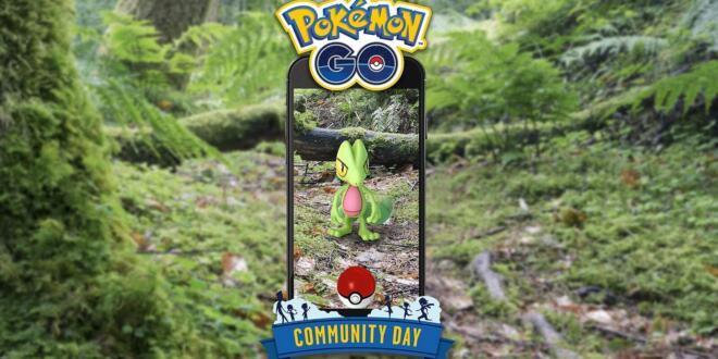 Pokémon GO März Community Day