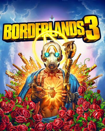 Borderlands 3 Artwork