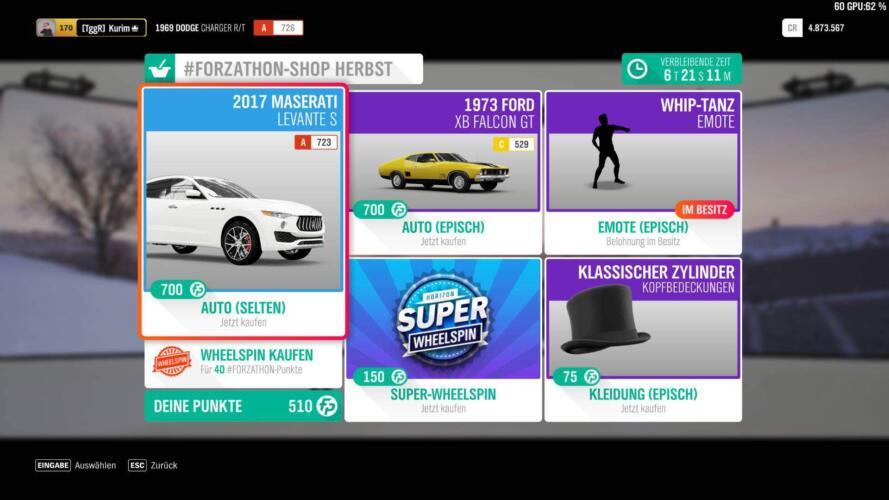 Forza Horizon 4 Forzathon Guide KW 16 – Spielzeit 3