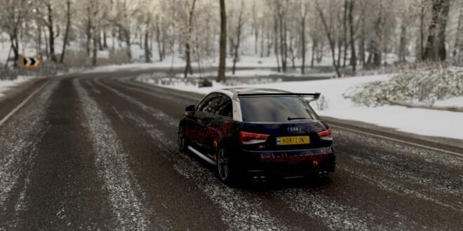 Forza Horizon 4 Audi S1