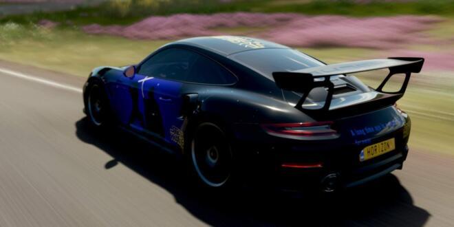 Forza Horizon 4 Porsche