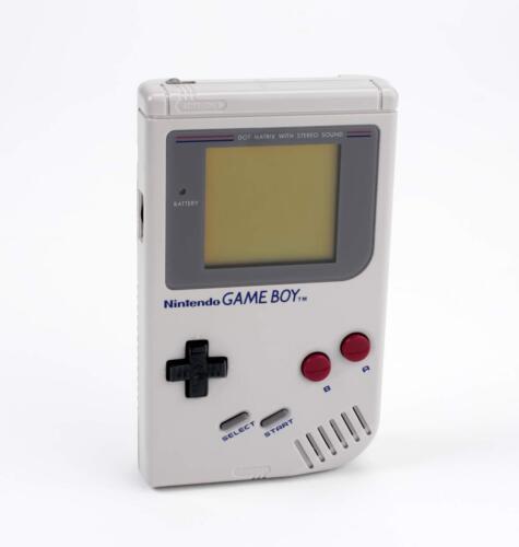 Game Boy Grau