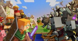 Minecraft Village and Pillage Update