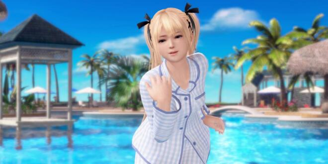 Dead or Alive Xtreme 3: Scarlet Marie Rose Aroma E