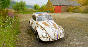 Forza Horizon 4 Käfer