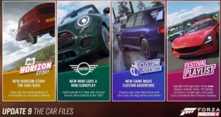 Forza Horizon 4 Series 9 Update