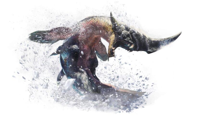 Monster Hunter World: Iceborne Beotodus