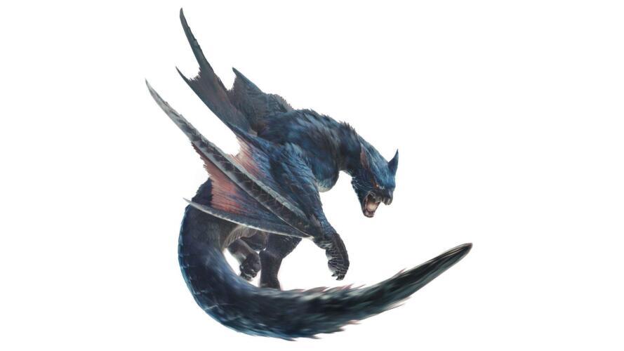 Monster Hunter World: Iceborne Nargacuga