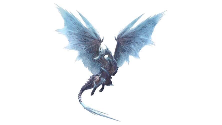 Monster Hunter World: Iceborne Velkhana