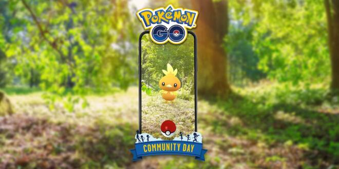 Pokemon Go Mai Community Event Visual