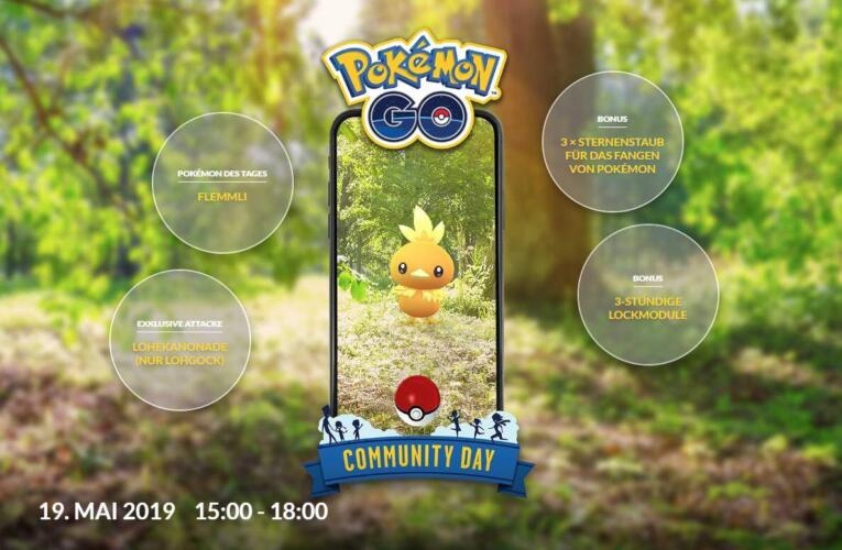 Pokemon Go Mai Community Event