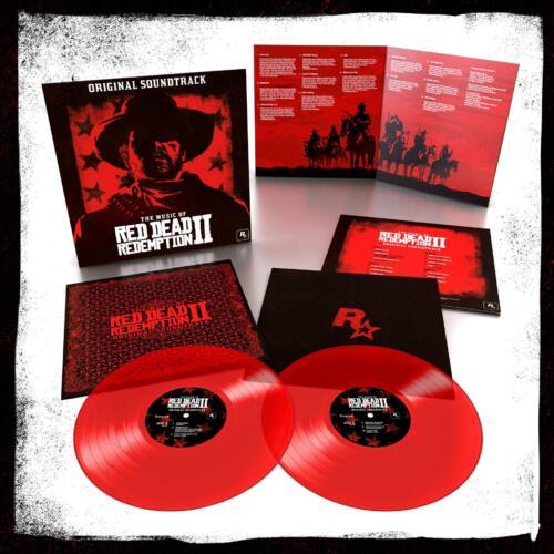 The Music of Red Dead Redemption 2 Original Soundtrack Vinyl