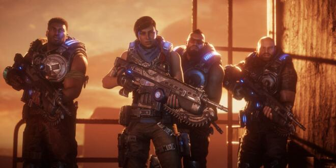 Gears 5 visual