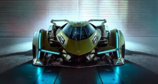 Gran Turismo Sport Lambo V12 Vision GT
