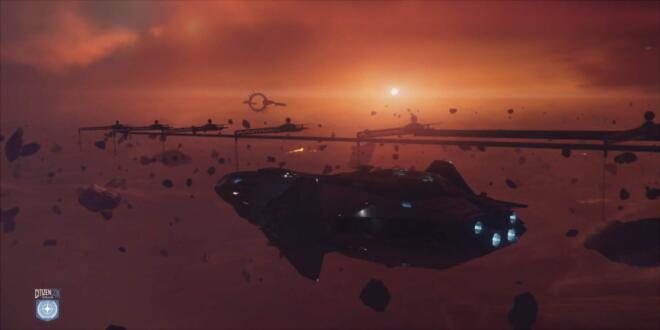 Star Citizen CitizenCon 2949 Pyro System