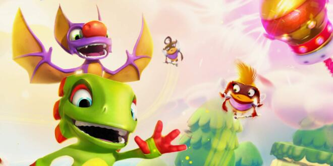 Yooka-Laylee and the Impossible Lair kostenlos im Epic