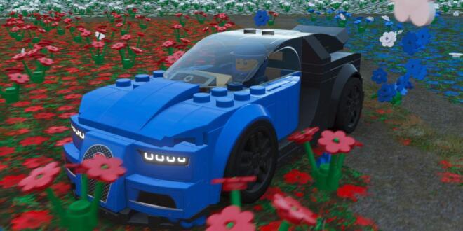 Forza Horizon 4 LEGO Bugatti Chiron freischalten