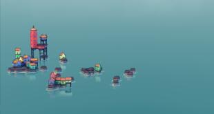 Townscaper Screenshot