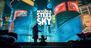 Beyond a Steel Sky Keyart